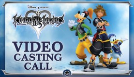 Kingdom Hearts HD 2.5 Remix (Video Casting Call)