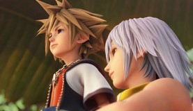 Kingdom Hearts 2 (Sora & Riku)