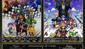KH HD ReMIX Soundtrack